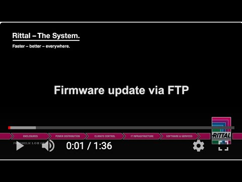 IoT Interface - Updating the Firmware
