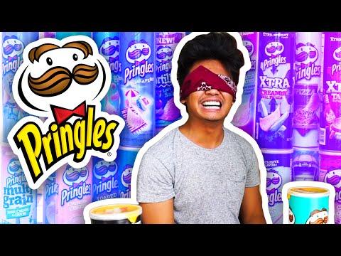 PRINGLES CHALLENGE!