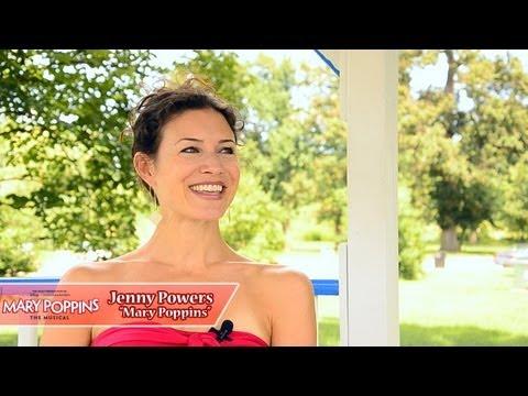 Meet Jenny Powers - Mary Poppins