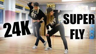 Fever D.G | 24K - Super Fly | dance cover