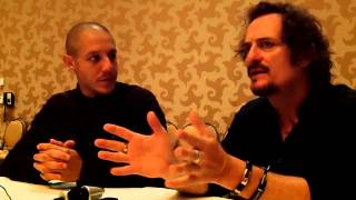 Interview With Theo Rossi & Kim Coates From Sons of Anarchy at Comic-Con 2014