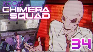 Idle Dusk – XCOM: Chimera Squad Gameplay – Let's Play Part 34
