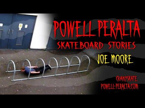 Powell Peralta Skateboard Stories - Joe Moore