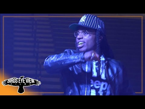 Jacquees  Performance Albany State University 33016