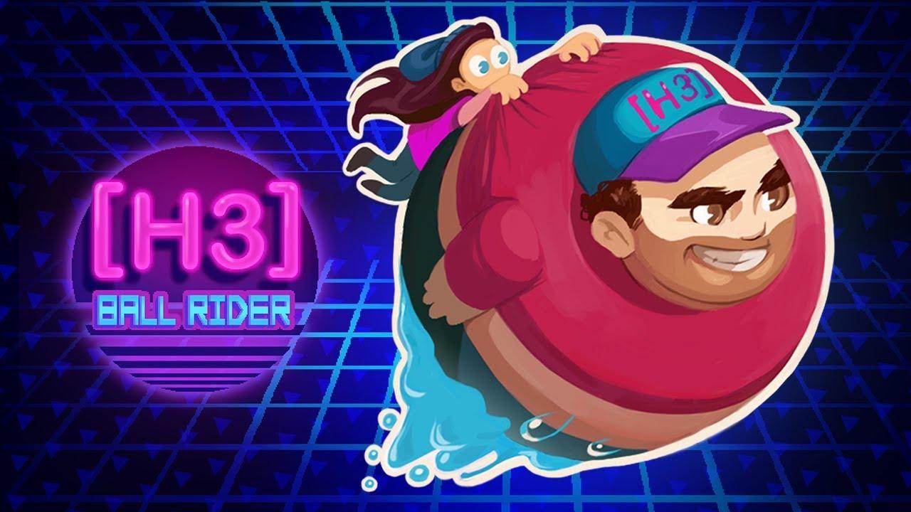 h3h3-ball-rider