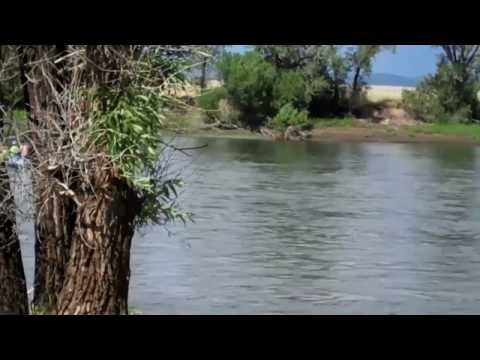 The Gerlach/Lail  Yellowstone River Rafting Trip July 31, 20