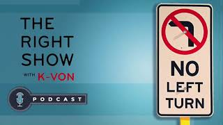 "7: ""The Right Show"" Podcast - Where My Dogs At?!  (w/  Comedian K-von)"