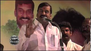 Actor & D.M.K. M.P. Napoleon Questions DMK Leader Karunanidhi - Dinamalar Tamil Video