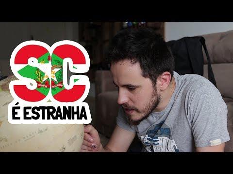 Santa Catarina é Um Estado Estranho