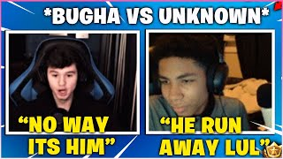 BUGHA *FREAKS* Out After Running Into The MOST Cracked CONTROLLER Player Unknownx!