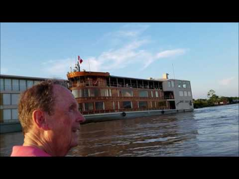 Peru cruising the upper Amazon- Part 1 of 2