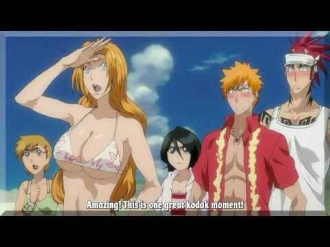 Bleach 228: The Fanservice Episode - Bleach Anime video - Fanpop