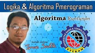 Download Lagu Algoritma & Pemrograman Runtunan, Kuliah online Termurah di Semarang mp3