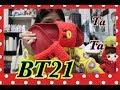 Unboxing BT21|TaTa Slipper