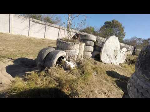 GroundZero Paintball big field capture the flag South Africa Cape Town