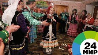 «Любовь без границ»: особенности армянской свадьбы - МИР 24
