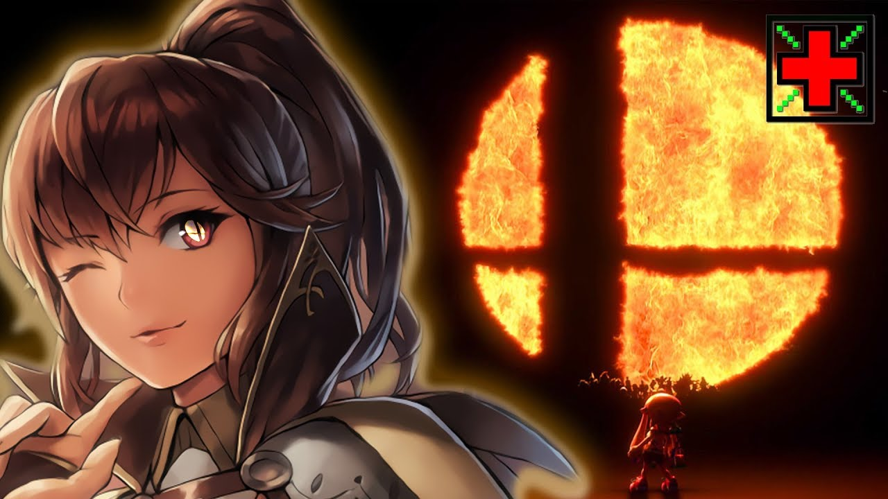 Top 5 Fire Emblem Characters for Smash Bros Ultimate! - MaxHP