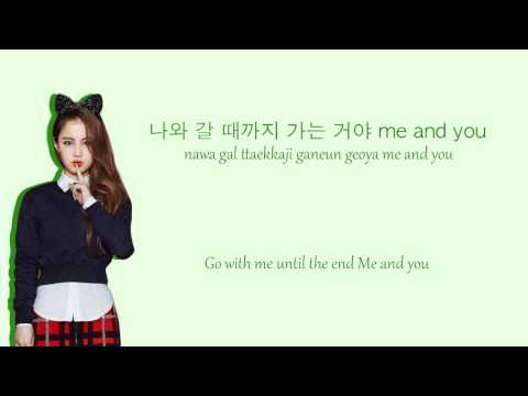 I'm Different - Hi Suhyun ft Bobby Colour Coded Lyrics (HAN/ROM/ENG)