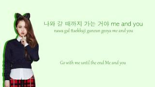 im different hi suhyun ft bobby colour coded lyrics hanromeng