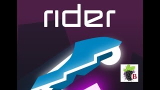Rider android tablet game for kids
