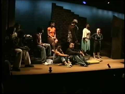 Re/Rites:  A Devised Theatre Piece Celebrating Hip Hop Culture