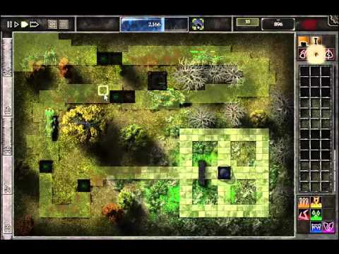GemCraft Chasing Shadows Field M1 Game Solution Video |
