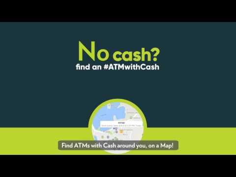 Find an #ATMwithCash Near You with Walnut