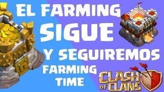 COMO HACER FARMING TH11 FULL CON GLOBOS Y ESBIRROS CLASH OF CLANS
