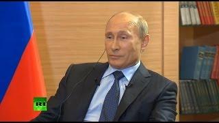 Путин о Хиллари Клинтон: С женщинами лучше не вступать в пререкания
