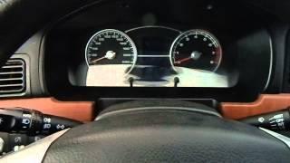Lifan Solano - Холодный старт двигателя (-3)
