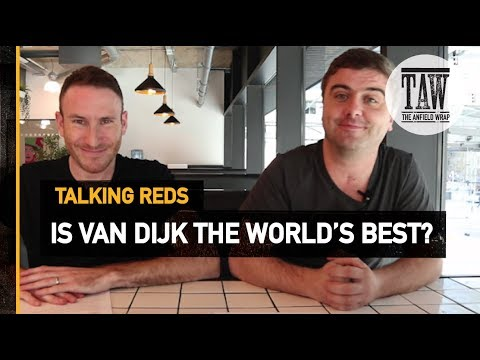 Is Virgil van Dijk The Best Defender In The World? | TALKING REDS