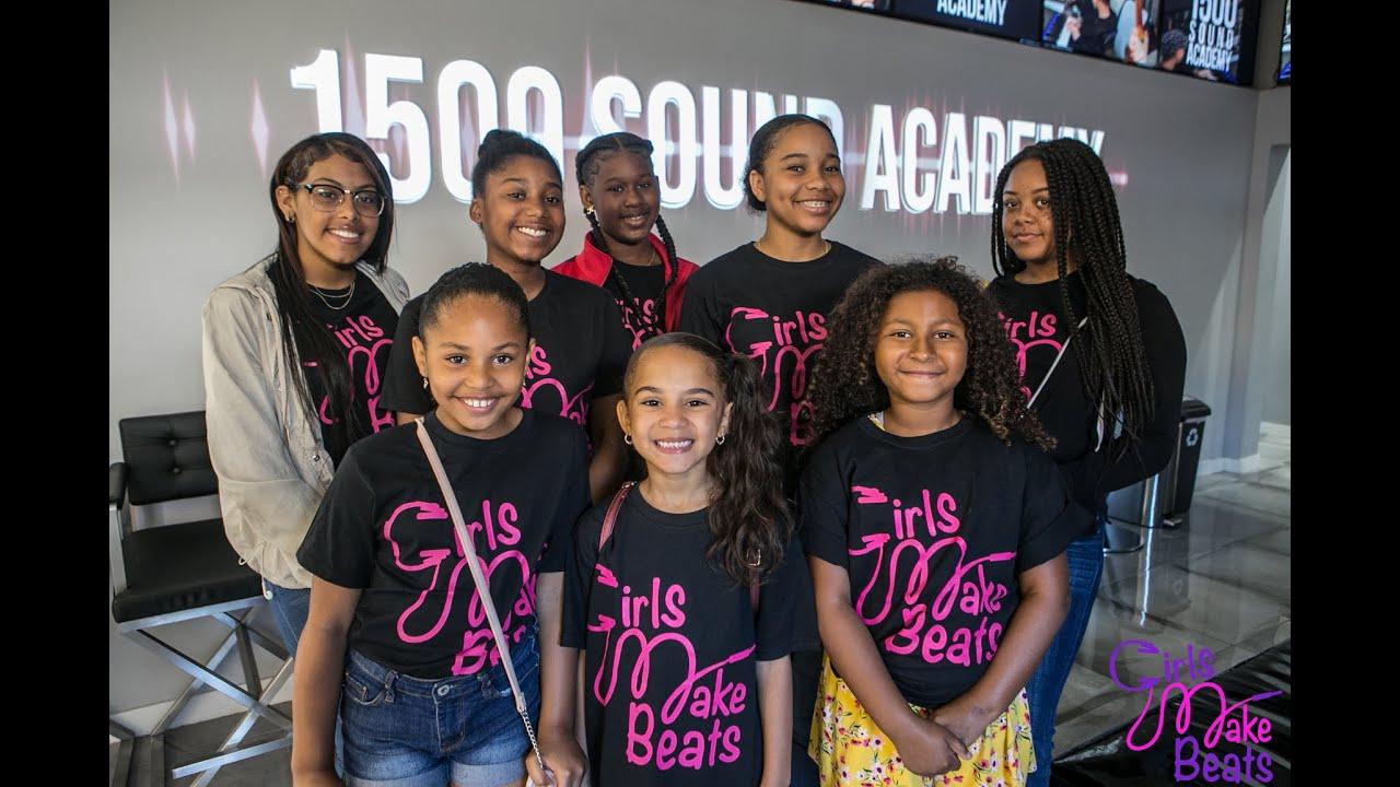 Girls Make Beats Summer Camp 1500 Sound Academy