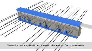 Schöck Isokorb® Type CM for Concrete Connections