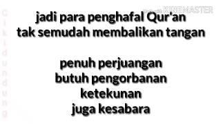 [710.17 KB] Mars Muroja'ah Hafiz indonesia 2017 ( Lirik )