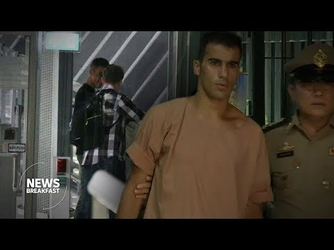 Hakeem al-Araibi on his way back to Australia, extradition case dropped | News Breakfast Mp3