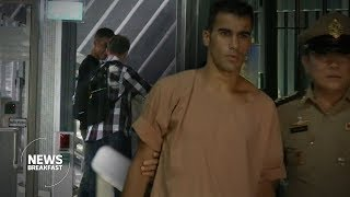 Hakeem al-Araibi on his way back to Australia, extradition case dropped | News Breakfast