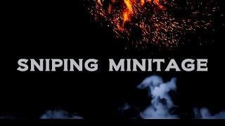 Battlefield 4 - Sniping minitage