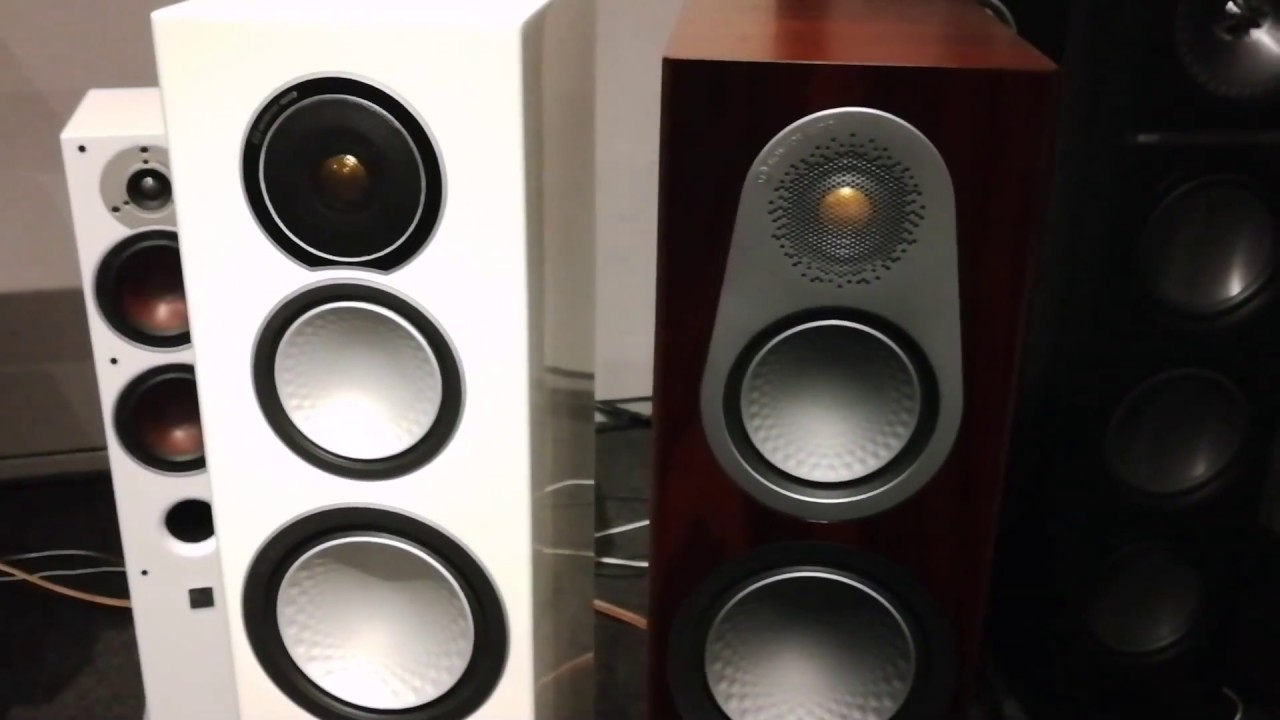 Monitor Audio Silver 300 G6 vs G5 Silver 8 speakers | Just ...