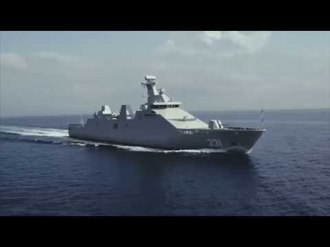SIGMA 10514 PKR Frigate for Indonesian Navy (TNI AL) DAMEN