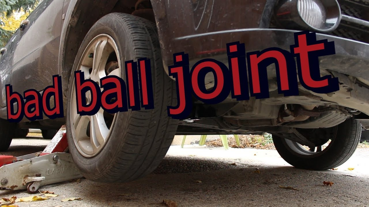 hight resolution of chevy aveo ball joint replacement