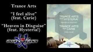 Trance Arts feat. Hysteria! - Heaven in Disguise (Original Edit) FUTURE TRANCE Vol. 63