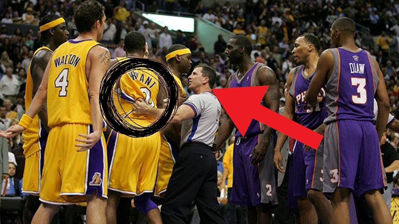 10 CRAZY Incidents Involving Players and Refs Fixing Games (WOW)