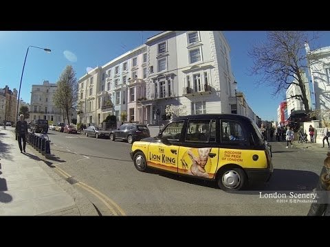 London Notting Hill, ENGLAND  ノッティング・ヒル  诺丁山