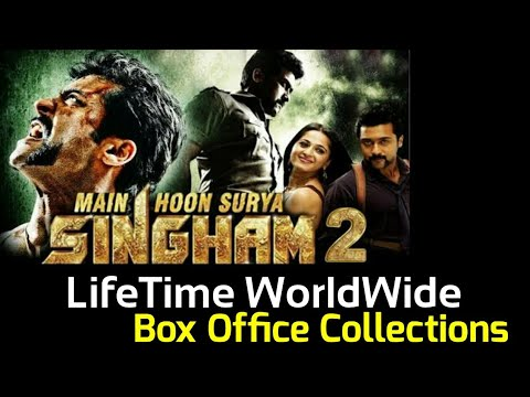 Singham 2 2013 south indian movie lifetime worldwide box - Hindi movie 2013 box office collection ...