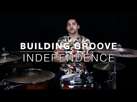 Advanced Drum Grooves & Independence with Eric Fisher