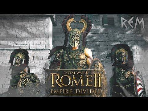Спарта! Новая Механика и Юниты в Глобальном Моде REM Gold Edition в Total War: Rome 2