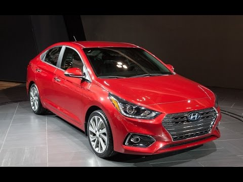 All New Hyundai Verna Accent 2017 18