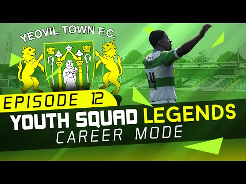 FIFA 16 Career Mode   Yeovil   Youth Squad Legends   Ep. 12