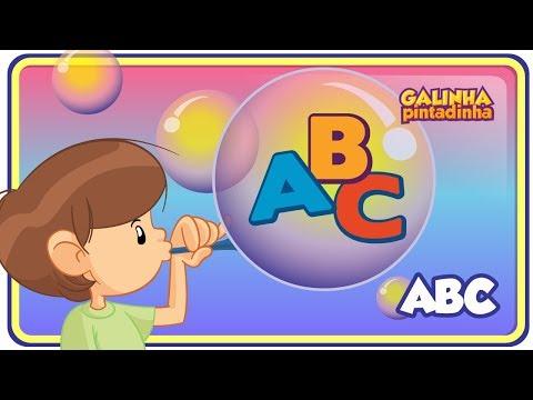 ABC - Clipe Música Oficial - Galinha Pintadinha DVD 1