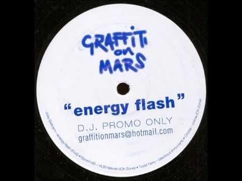 Beltram - Energy Flash (Graffiti On Mars Remix) A [1999]